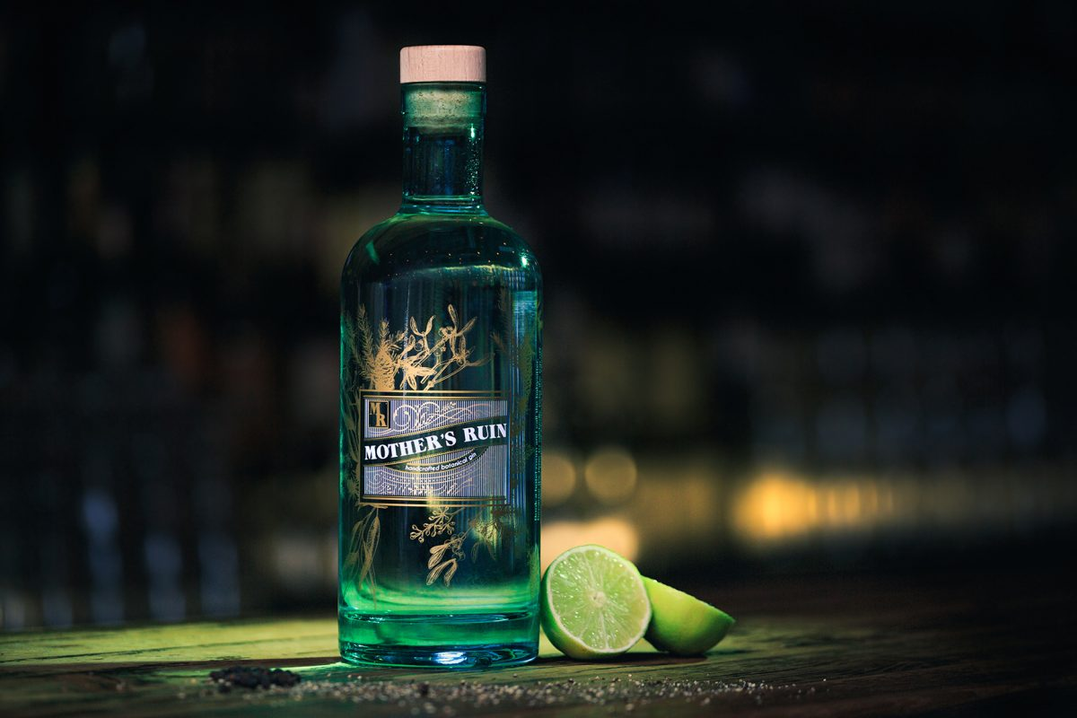 Mother's Ruin Gin